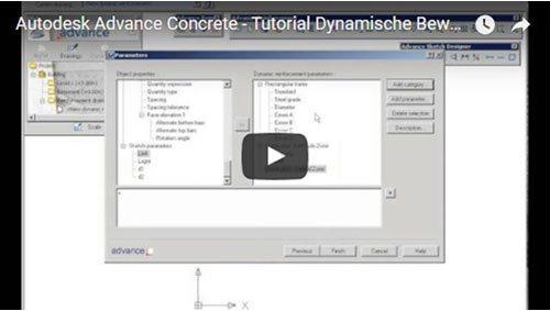 Tutorial de armare dinamică, lecţia 3: Finalizarea soluţiei de armare