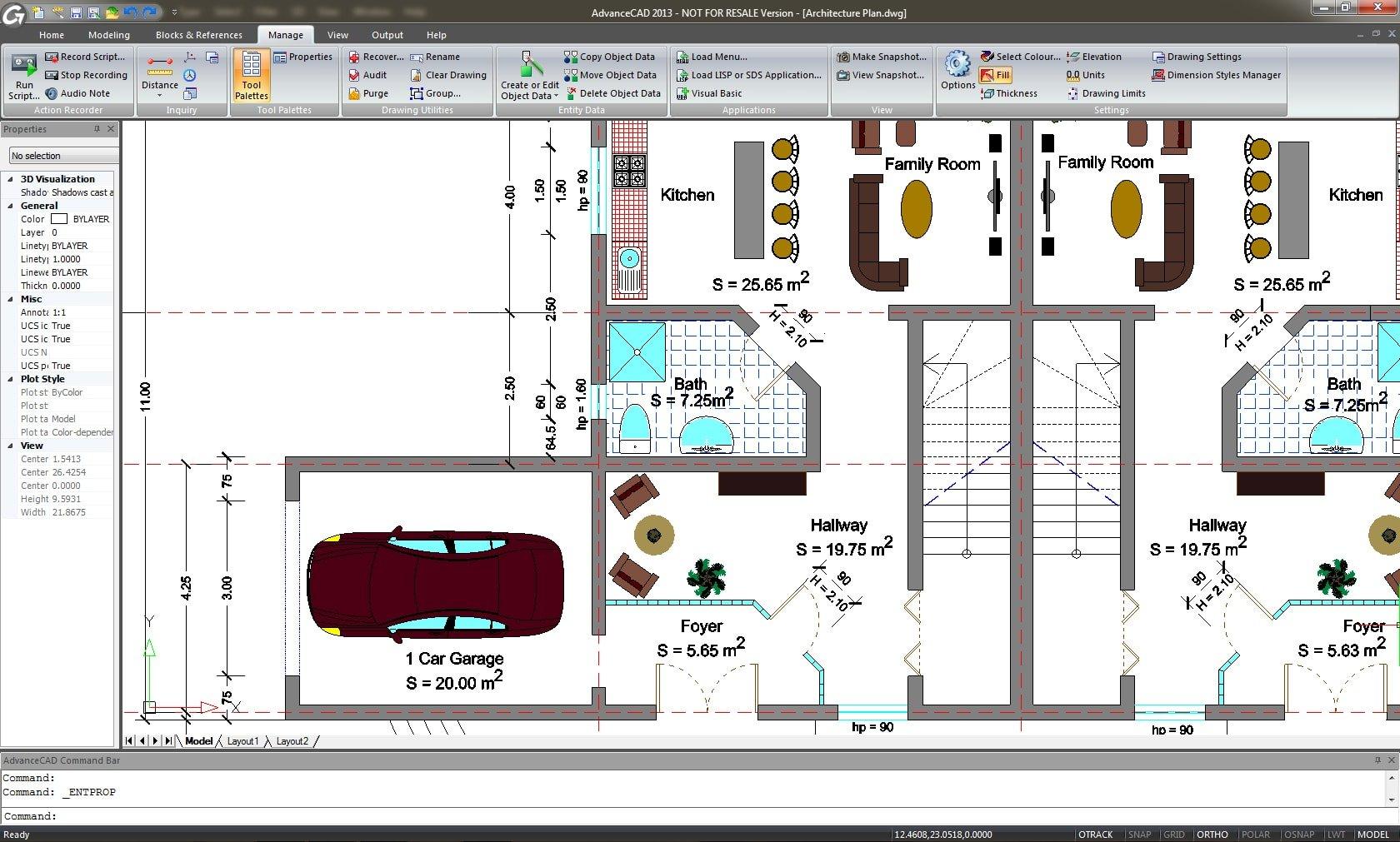 GRAITEC Advance CAD   Mediu de lucru 2D/3D integrat