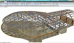 GRAITEC Autodesk Advance Steel | Dedicat 100% construcţiilor metalice