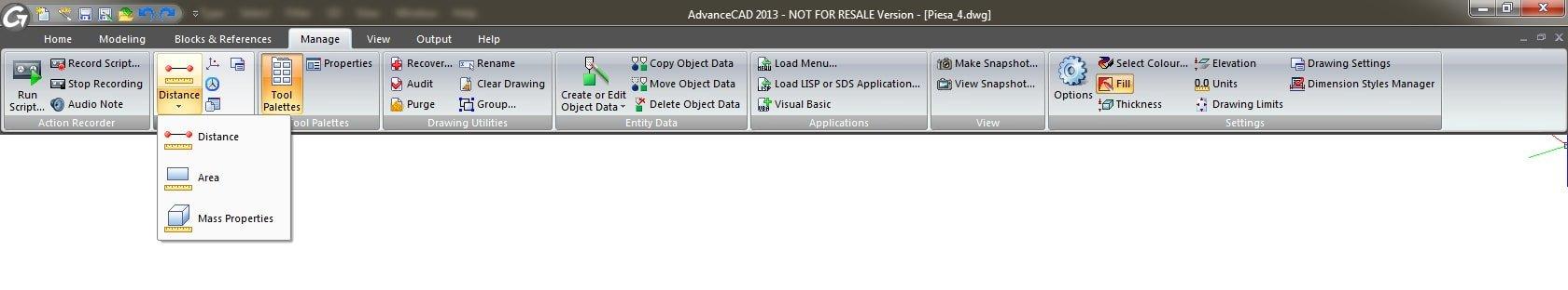 GRAITEC Advance CAD | Mediu de lucru 2D/3D integrat