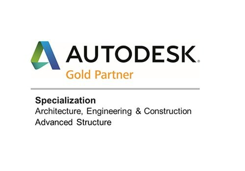 GRAITEC Autodesk Gold Partner