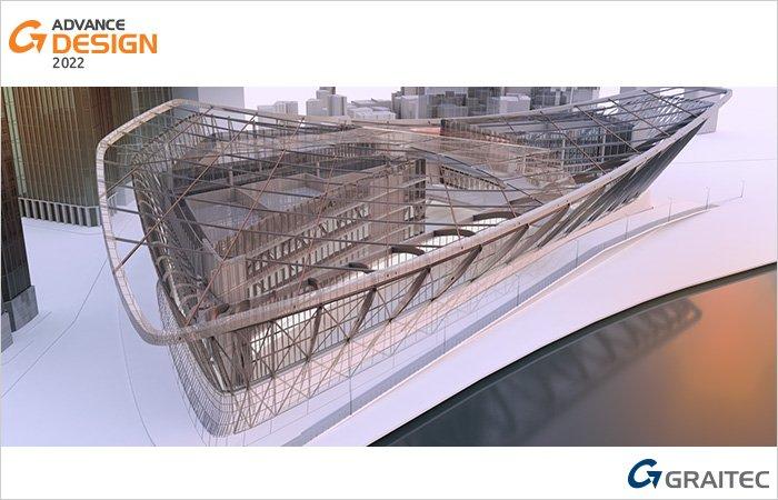 GRAITEC Advance Design Versiunea 2022