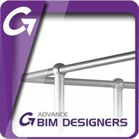Ball Post Railing Designer