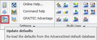 GRAITEC Autodesk Advance Steel | Controlul și urmărirea eficientă a reviziilor