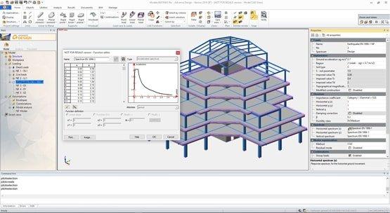 GRAITEC Advance Design | Flux BIM pentru calculul structurilor din beton armat