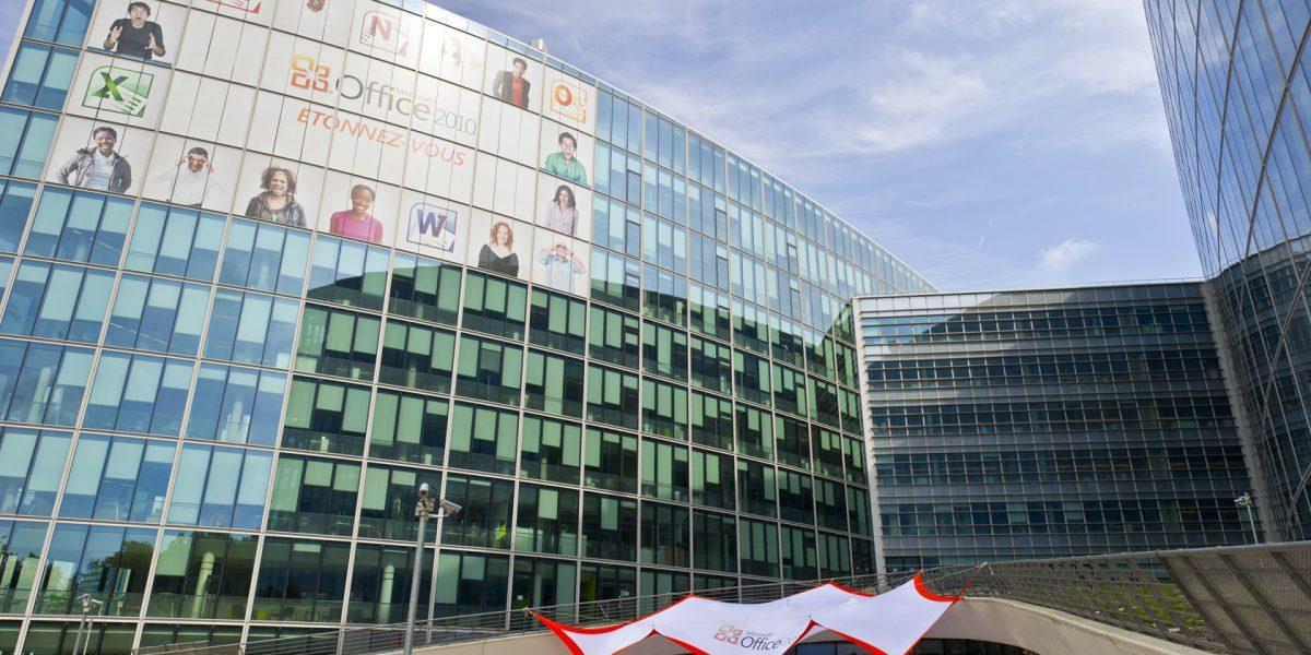 Imobil de birouri EOS – Générali  Issy-Les-Moulineaux