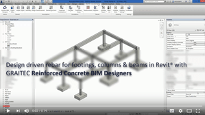 Avantajele utilizării GRAITEC Reinforced Concrete BIM Designers pentru Revit