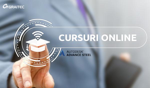 Curs ADVANCE Steel – nivel avansați