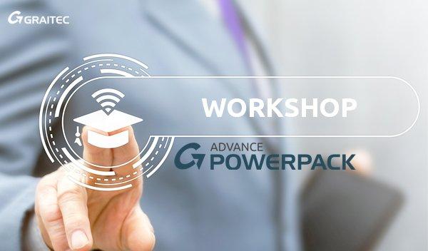 Workshop – GRAITEC Powerpack – 1 zi