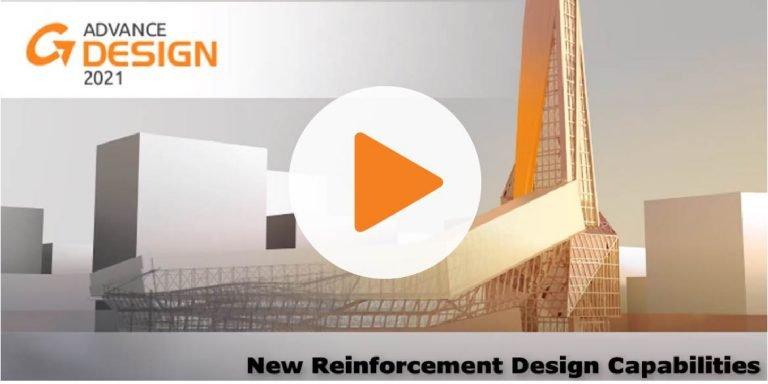 Advance Design 2021 - Concrete Design Capabilities