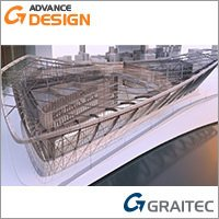 GRAITEC Advance Design badge