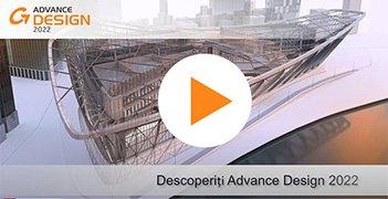 Advance Design 2022 - Noutăți