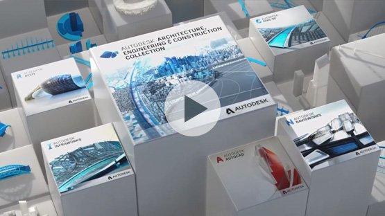 Autodesk AEC Collection - prezentare generală