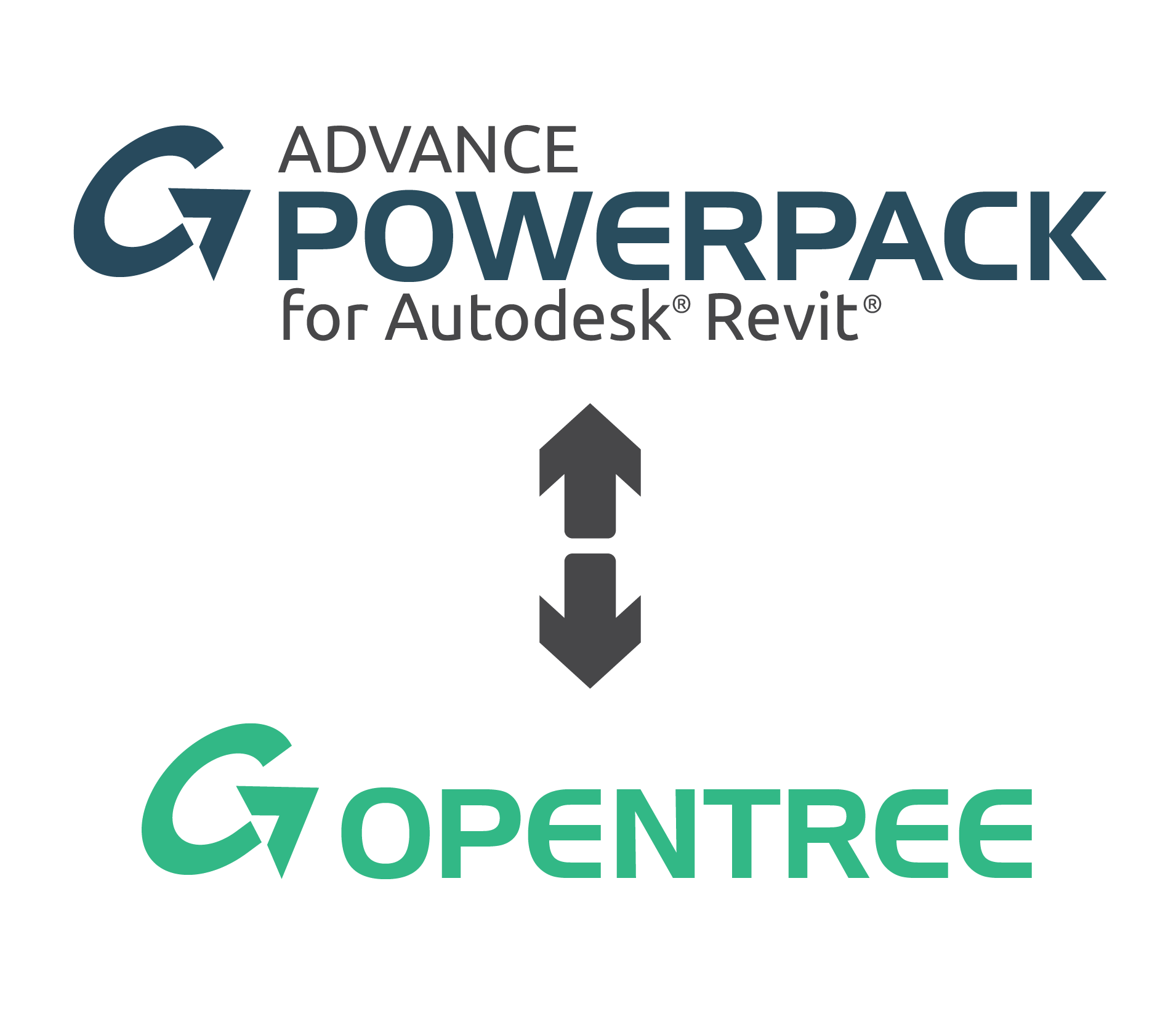 Powerpack Revit - Legătura cu Opentree