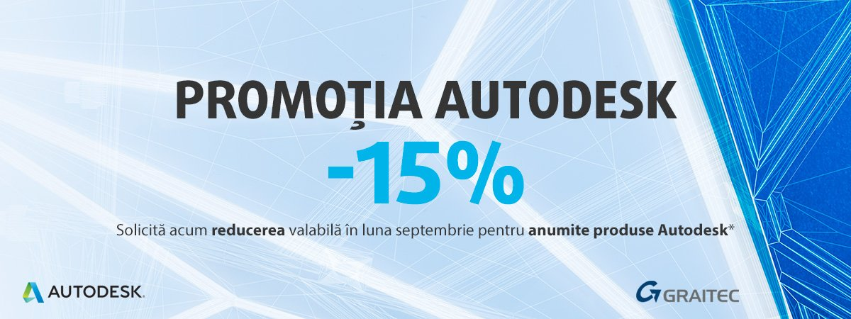 GRAITEC Promo Autodesk image