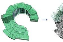 GRAITEC Advance Design - Discretizare
