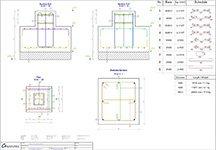 GRAITEC Advance Design - Planșe de execuție automate