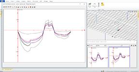 GRAITEC Advance Design - Vederi grafice